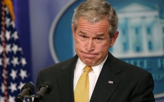 New Poll: George W. Bush Now Ranked 3rd Best President, Was 40th ...