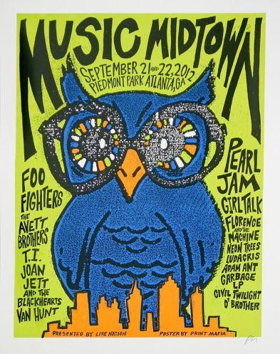 music midtown 2012