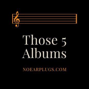 Those 5 Albums